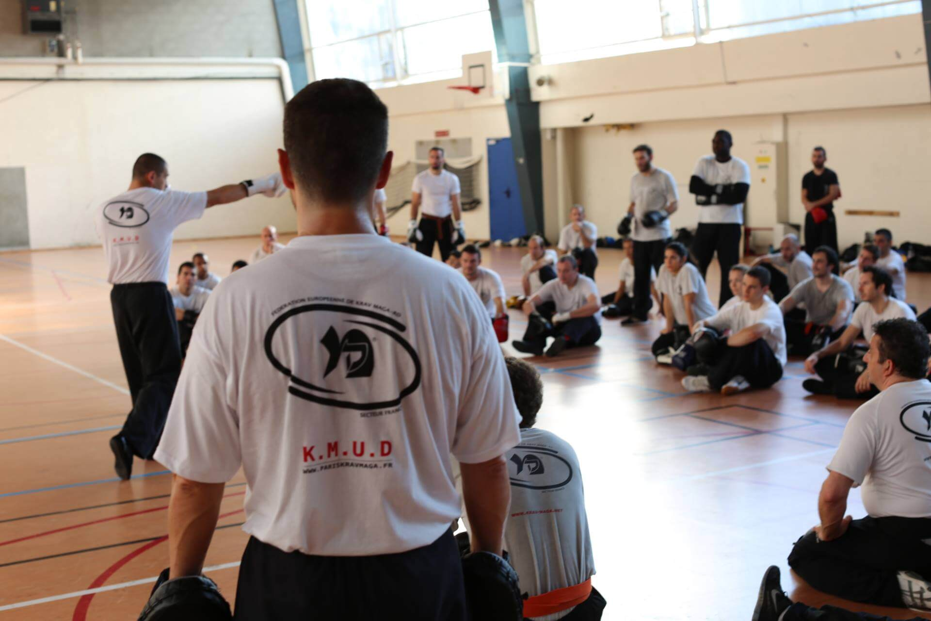 Stages Krav Maga