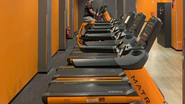 Coronavirus : Fermeture des salles de sport et des gymnases à Paris